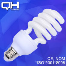 25w Half Spiral Light 12mm E27/B22
