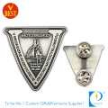 Organization Pin Badge with 2D Design in Ancient Style