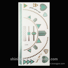 2016 hot sale sexy body tattoo sticker body skin safe temporary tattoo sticker