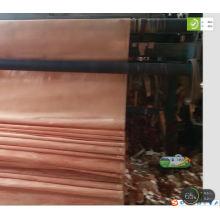 Folheado de madeira projetado de 1250 * 2500 * 0.3mm Keruing / Gurjan