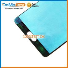 Оригинальные лучший завод Цена ЖК-экран Замена передней панели, ремонт ЖК-экран для Samsung Примечание 4
