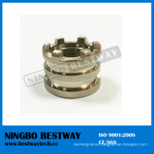 High Quality Hexagon Brass PPR Fitting Hot Sale (BW-663)
