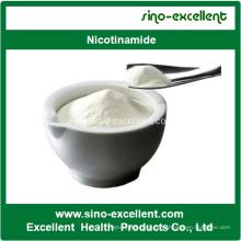 Витамин B3 Никотинамид CAS № 98-92-0