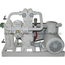Compresor del GLP Compresor del LPG Compresor del nitrógeno del compresor del LNG (Zw-1.6 / 10-16)