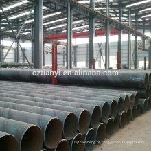 Preço de fábrica api 5l b erw tubo de aço