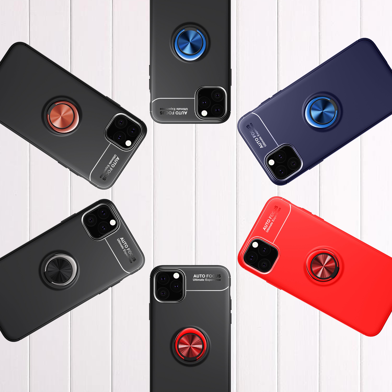 phone Iron Ring Case