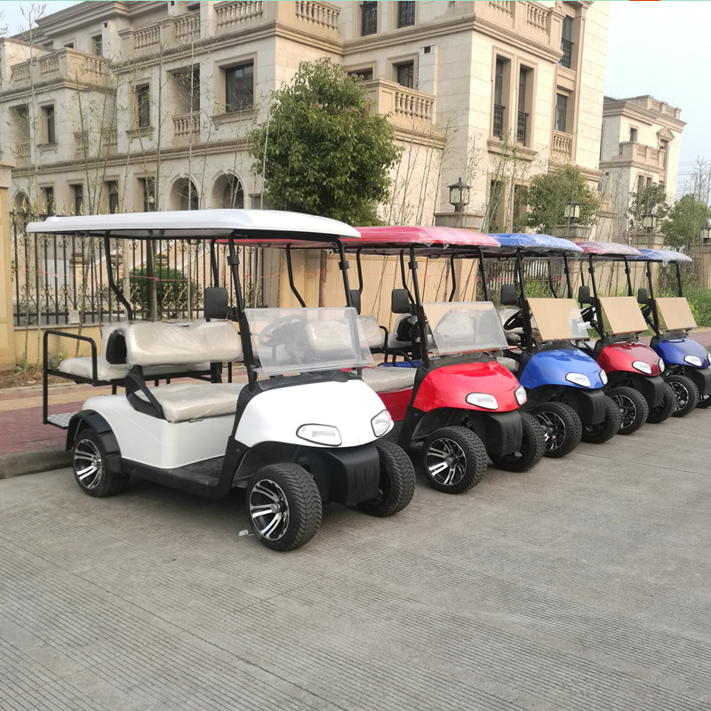 golf cart electric