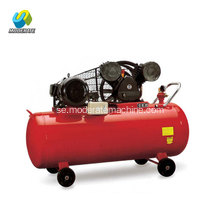 5.5KW / 7.5HP Car Portable Oilless Kolvluftkompressor