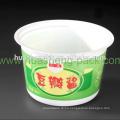Food Grade Microwavable 570ml/19oz Disposable Plastic Sauce Bowl