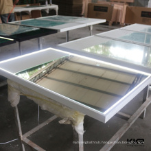 Solid Surface Mirror Frame
