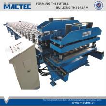 Máquina de fabricação de telha