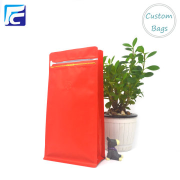 Food Pack Own Planner Plastic Custom Printing Bag