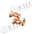 car battery terminal clamp Spring clip types nickel iron battery terminal clips