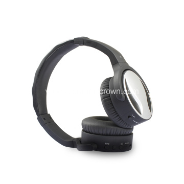 Factory price ANC headset on Ear Wireless Headphones