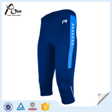 Custom Spandex Tights Body Shape Fitness Wear pour hommes