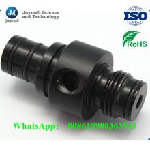 L'alliage d'aluminium adapté aux besoins du client vis de moulage mécanique sous pression avec la couleur noire