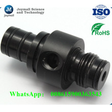 Customized Aluminum Alloy Die Casting Screw with Black Color