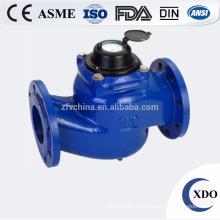 Medidor de água removível woltman XDO-WMWM (R)-50-600
