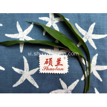 100% cotton sắc tố hoặc hàng may mặc in phản ứng