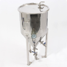 Stainless Steel 20 Gallon Fermentation Hopper