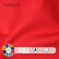 Tissu ignifuge de revêtement de PVC de 100% polyester