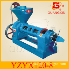 Hot Sale Sunflower Seed Oil Expeller (YZYX120-8)