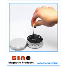 Verschluckte Magneten magnetische Plastilin- / Dekompressions-Spielwaren für Erwachsenen