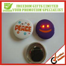 Logo Custom Shining Led Badge