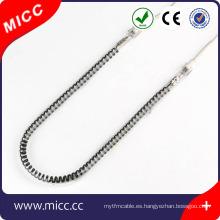 Calentador de cuarzo de fibra de carbono MICC en forma de U