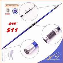 TSR070 sale graphite surf fishing rod blanks telescopic fishing rod