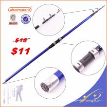 TSR070 продаже графит серфинга удочка заготовки телескопическая удочка