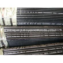 SA 179 cambista de calor frio desenhada tubos