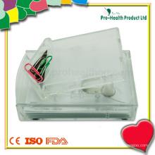 Всплывающий магнитный держатель для пластиковых памяток