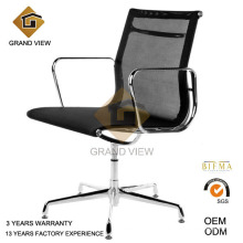 Black Mesh Luxury Home Furnitures Reading Chair (GV-EA108 mesh)