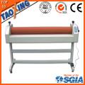 Изготовлен на китайской фабрике с более низким ценовым и высококачественным электрическим холодным ламинатором CP-TSD1000 для картона ПВХ и бумаги