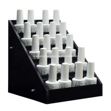 5 Tiers Counter Top/Table Top Wood Display Shelf/Rack