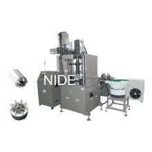 Máquina de fundición a presión de aluminio de rotor automático