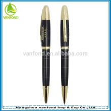 Haute qualité luxe lourd stylo promotionnel