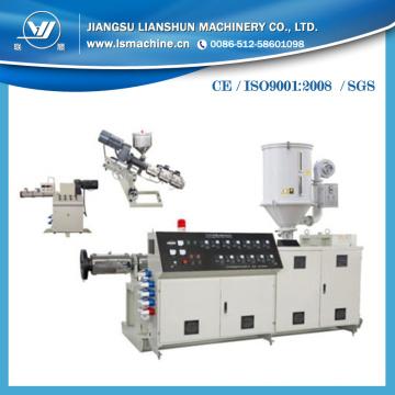 Single Screw Extruder/Plastic Extruder Machine Price