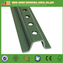 High Strength Steel U Channel Sign Post