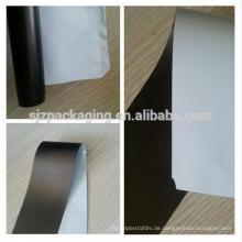 Schwarz Weiß undurchsichtig Mylar Anti UV Filme für Inkjet Druck Werbung