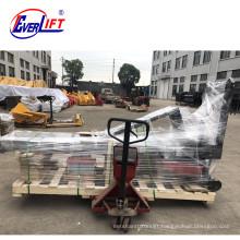 2ton 2 ton 2000kg 4.5m 4500mm 1.5ton 1500kg semi electric pallet stacker