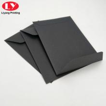 Конверт на заказ Упаковочная бумага Поздравительная открытка Черный конверт