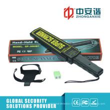 Protecteur de métaux Détecteur de métaux Détecteur de métaux portables / lumière / vibration
