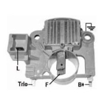 Regulator napięcia alternatora IM211 Peugeot, A866X14370, A1T032674, A1T032674D