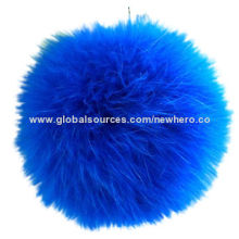 New Eye-catching Plushed Stuffed Ball Toy, Suitable for DIY Crafts and Clothing Accessories