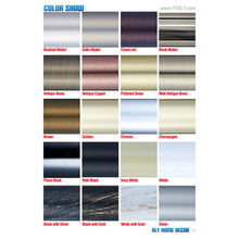 Curtain Rod  Color