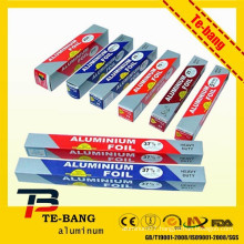 Well sold wholesale aluminium foil laminated with Paper /PVC/PE/Kraft