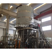 Blueberry Juice Spray Dryer Tanpa Menempel Di Dinding