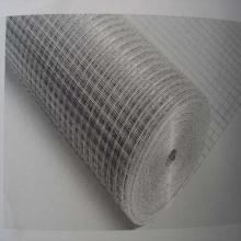 Galvanisierter / PVC-überzogener geschweißter Maschendraht